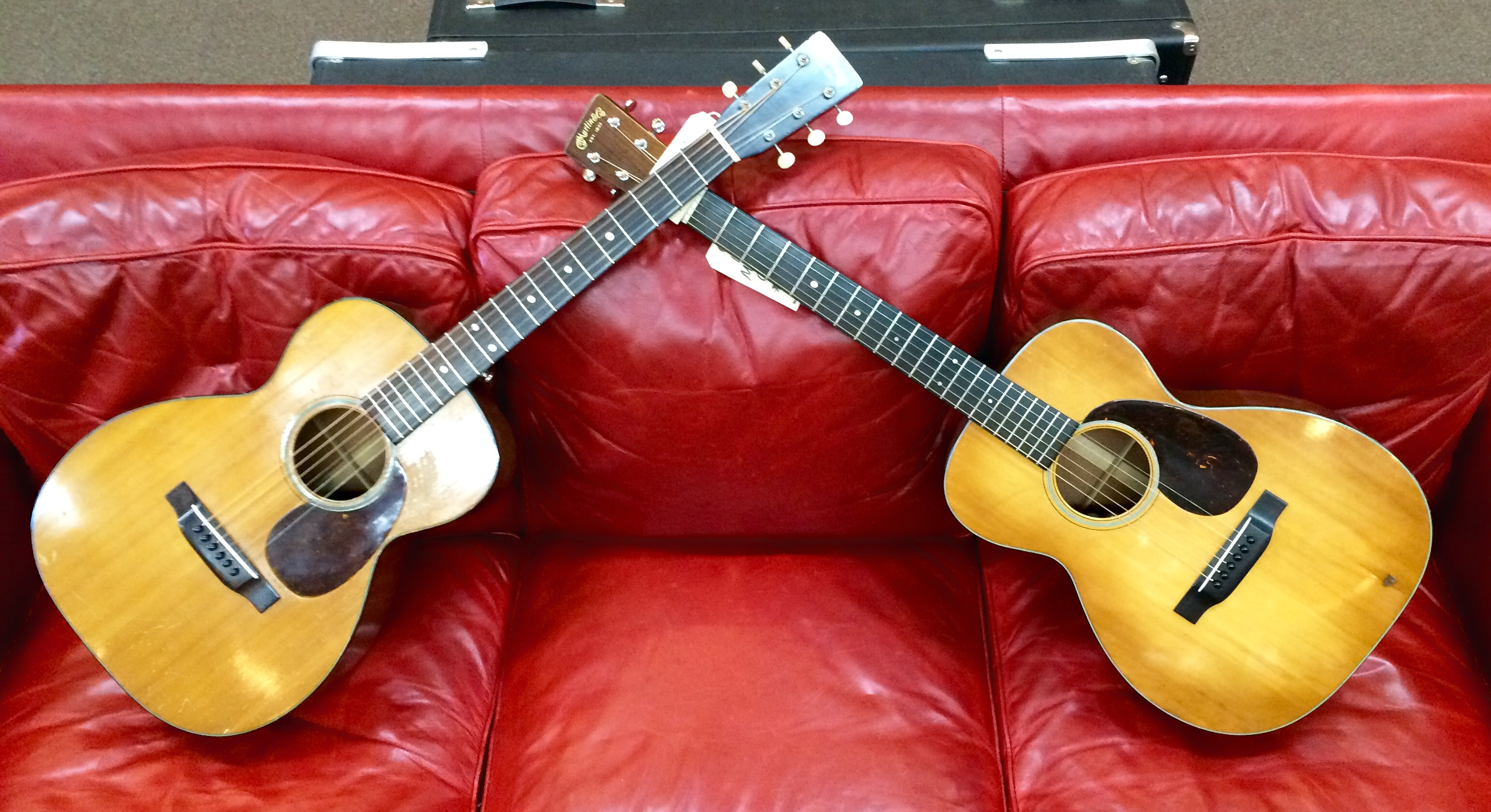 New, Used and Vintage Guitars in Eugene Oregon | McKenzie