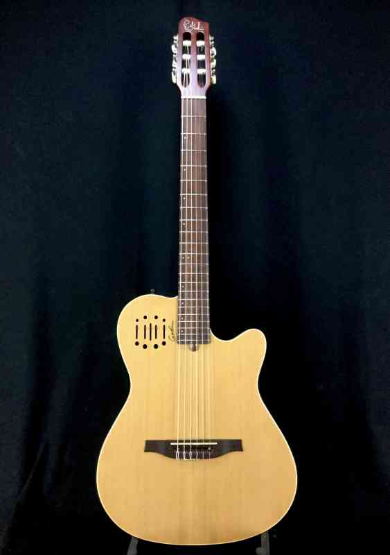 Photo of Godin Multiac Nylon Encore