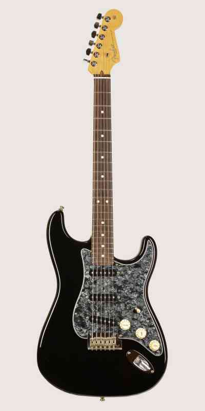 Photo of Fender Stratocaster 2016 Black