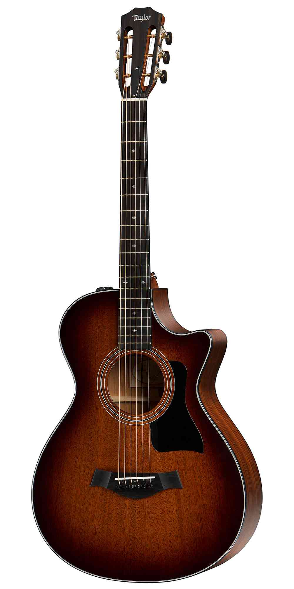 Taylor 322ce 12 Fret  Shaded Edgeburst. Click to enlarge