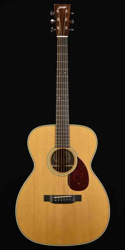 Photo of Collings OM2H 2018 Natural