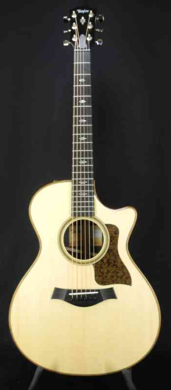 Photo of Taylor 712ce  Natural