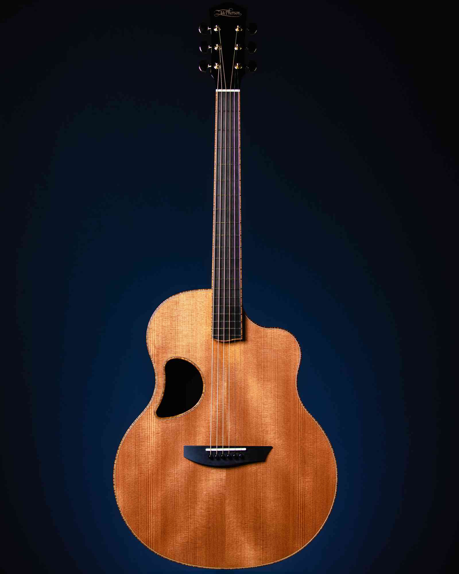 McPherson Standard 2020 Natural Redwood. Click to enlarge