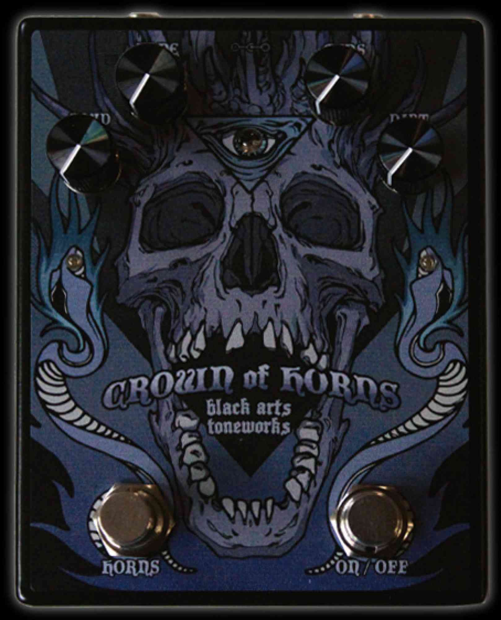 Black Arts Toneworks Crown Of Horns  . Click to enlarge