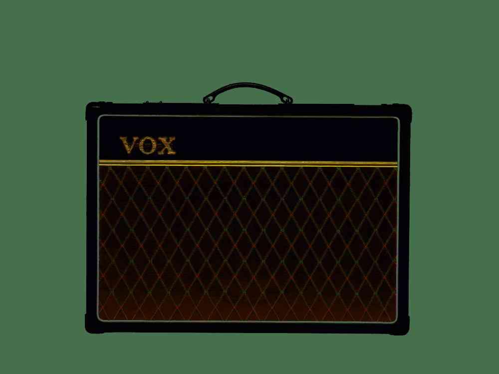 Vox AC-15-C1  Black. Click to enlarge
