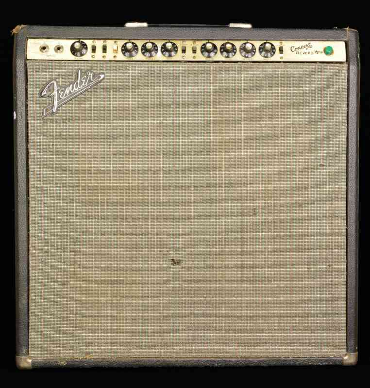 Photo of Dumble Concert Reverb 1973 Black Tolex