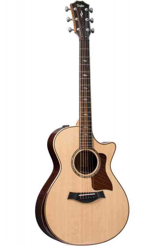 Photo of Taylor 812ce DLX  Natural