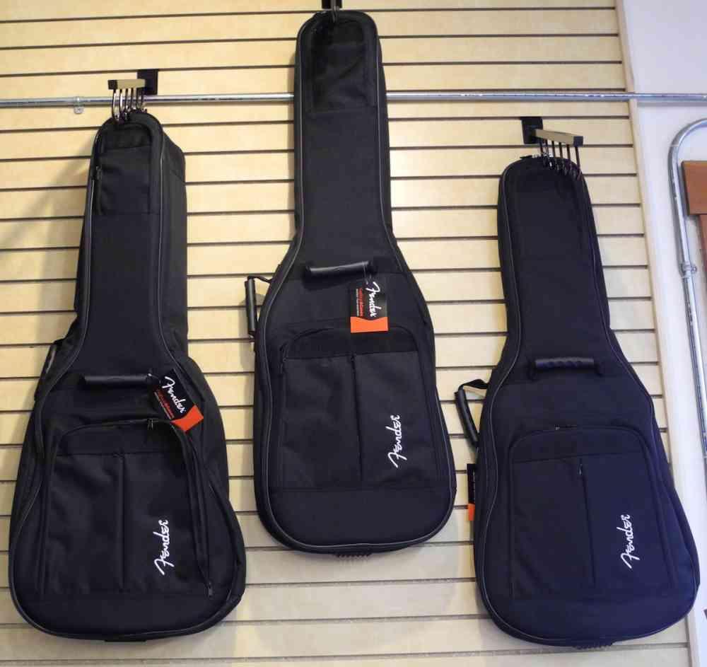 Fender Metro gig bag bass  . Click to enlarge