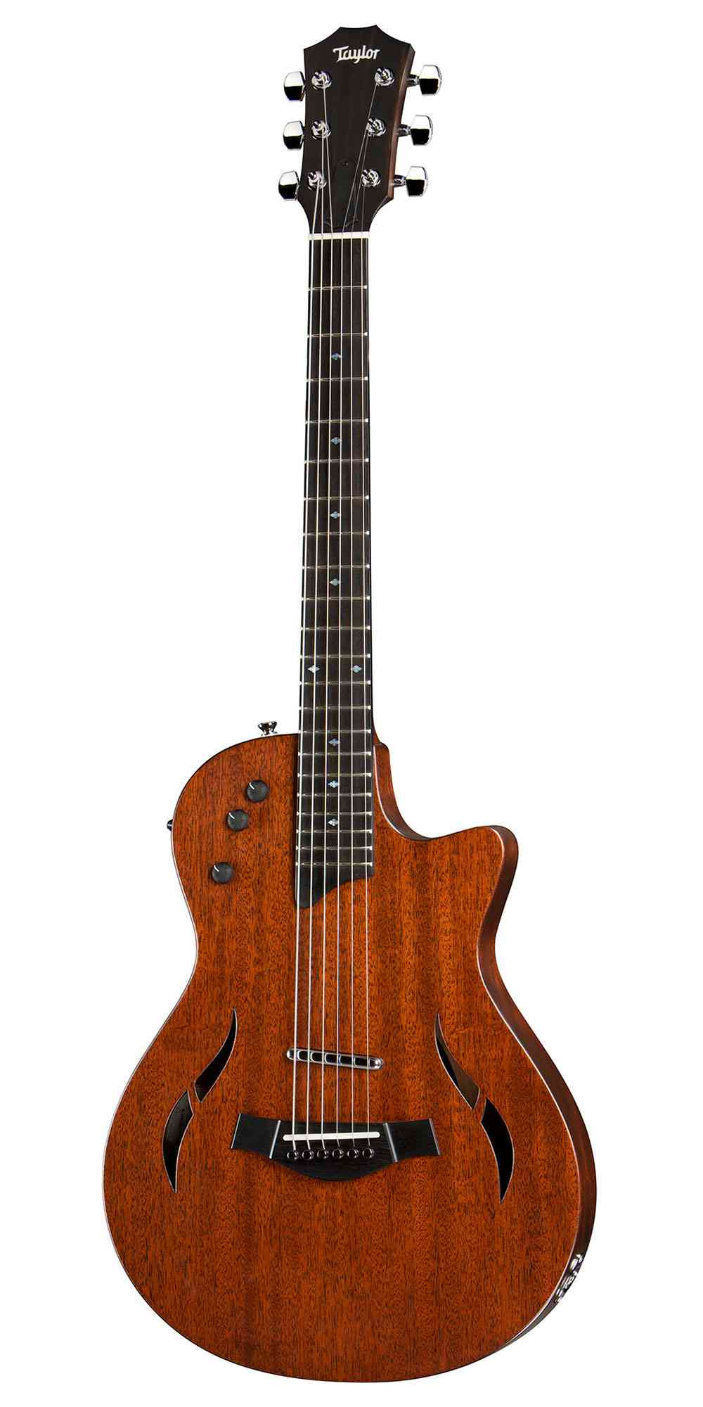 Taylor T5Z Classic  Mahogany Matte Finish. Click to enlarge
