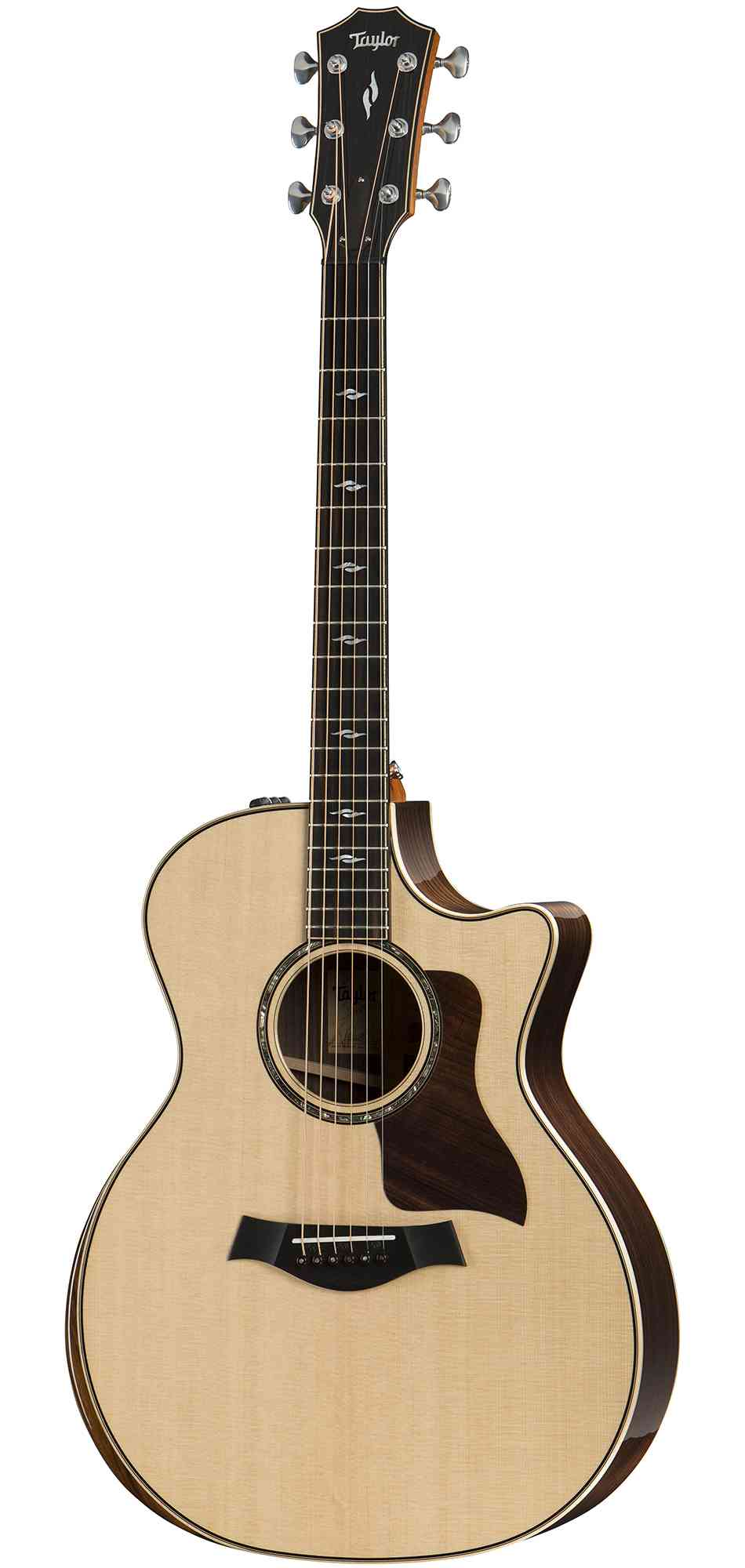 Taylor 814ce Deluxe  Natural. Click to enlarge