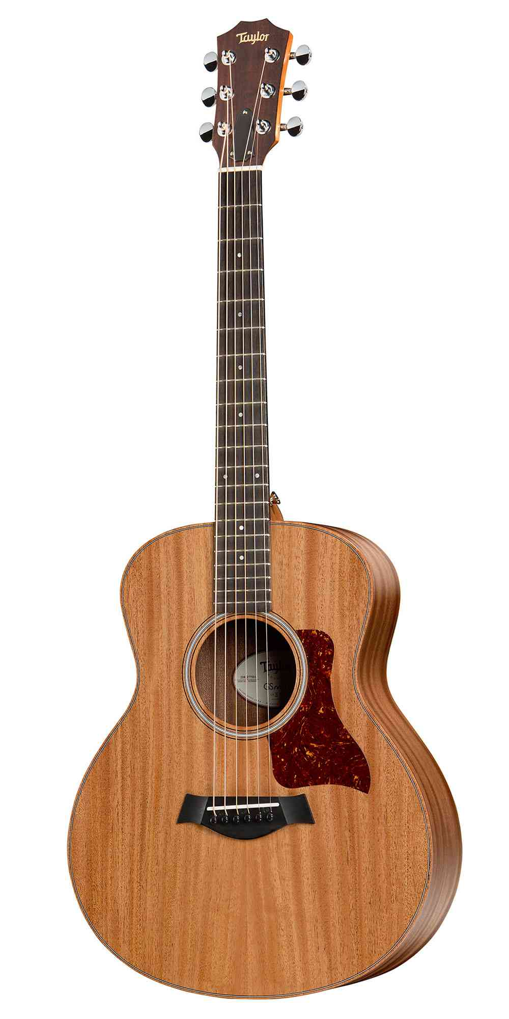Taylor GS Mini Mahogany  Natural. Click to enlarge