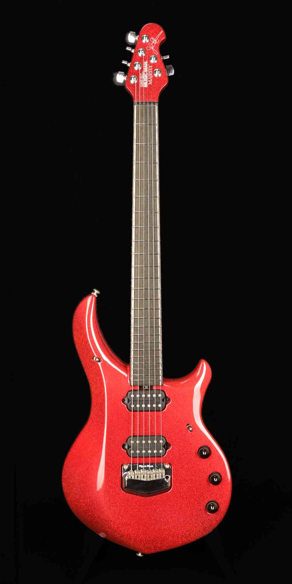 Music Man Majesty Red Phoenix 2018 Red Phoenix. Click to enlarge