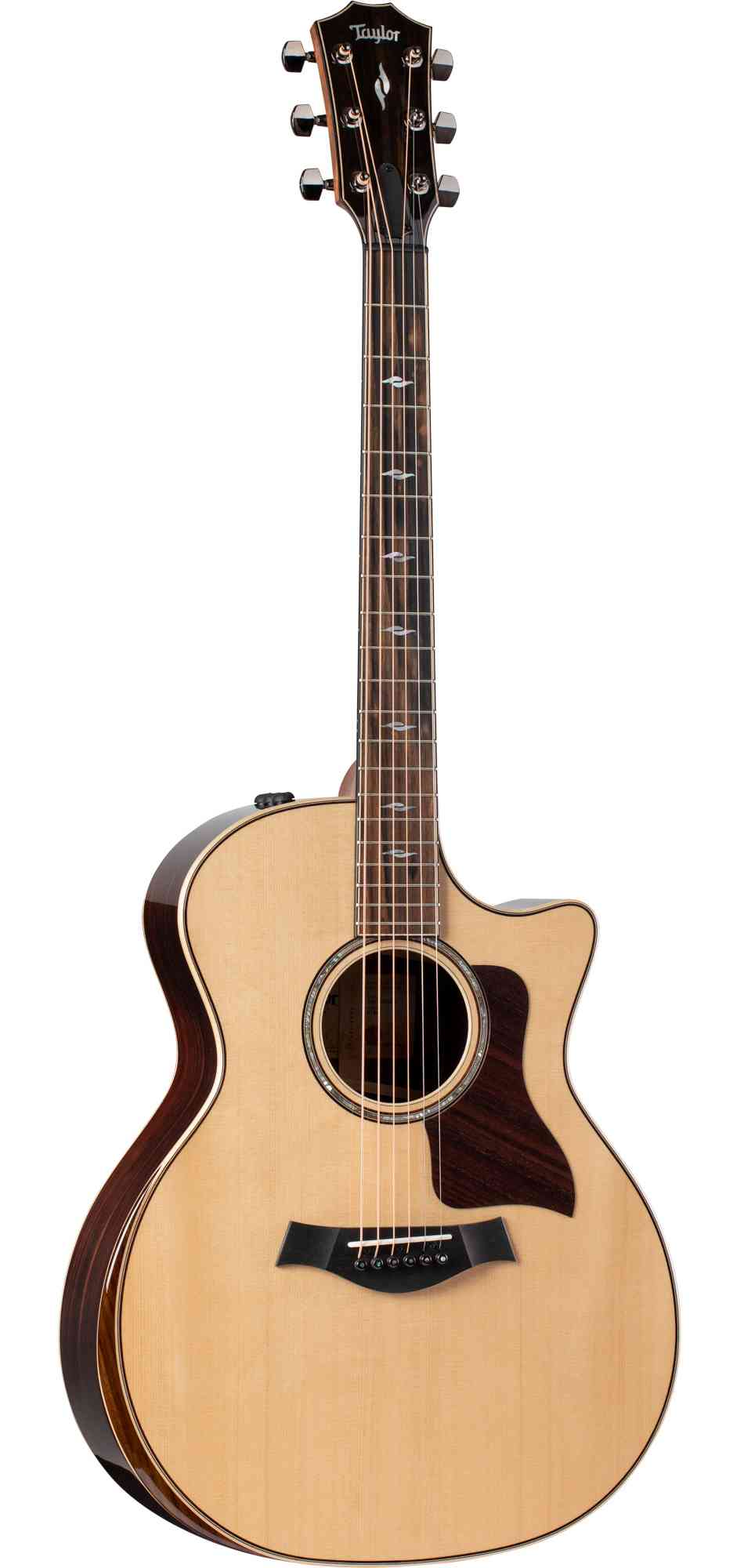 Front view of Taylor 814ce