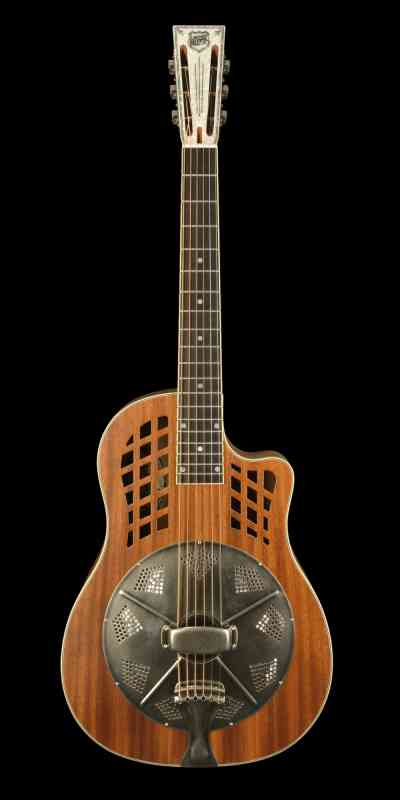 Photo of National Reso-Rocket  Mahogany