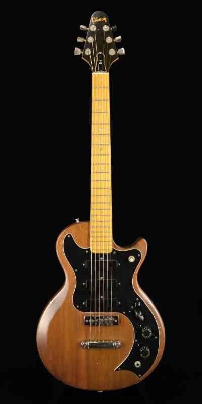 Photo of Gibson S-1 1981 Walnut
