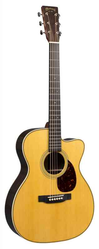 Photo of Martin OMC 28e  natural