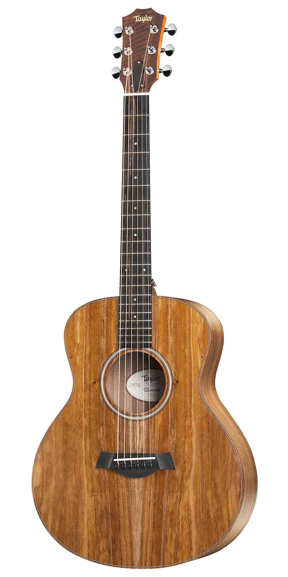 Taylor GS Mini-e Koa  Natural. Click to enlarge