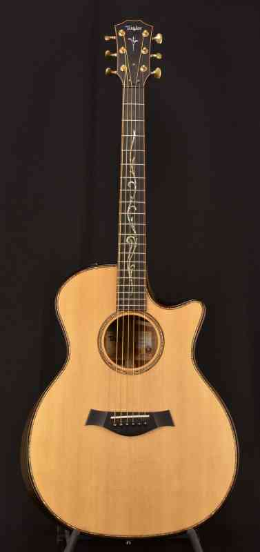 Photo of Taylor K14ce Builders Edition 2019 Natural
