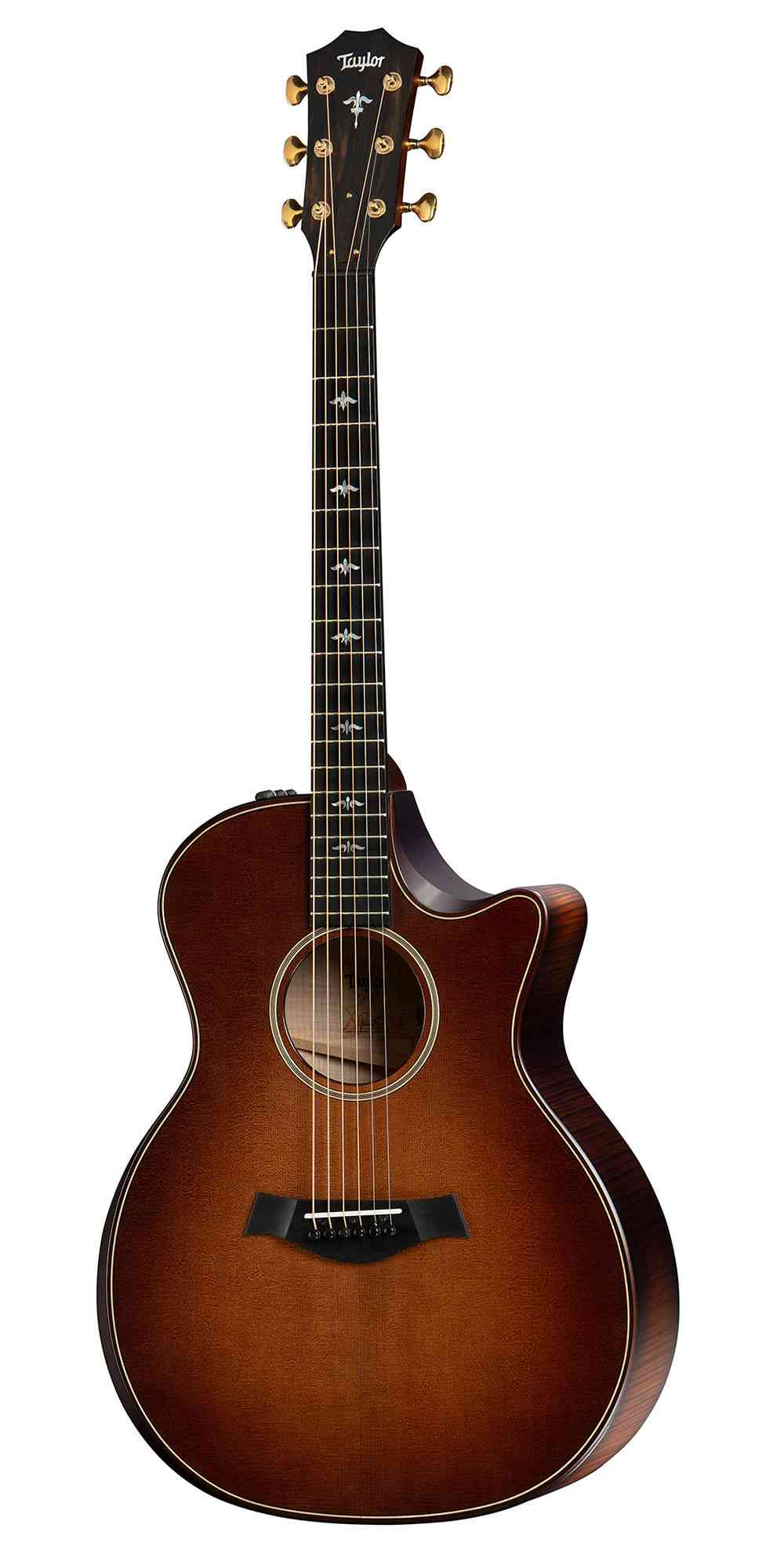 Taylor 614ce Builders Edition  Honey Burst. Click to enlarge