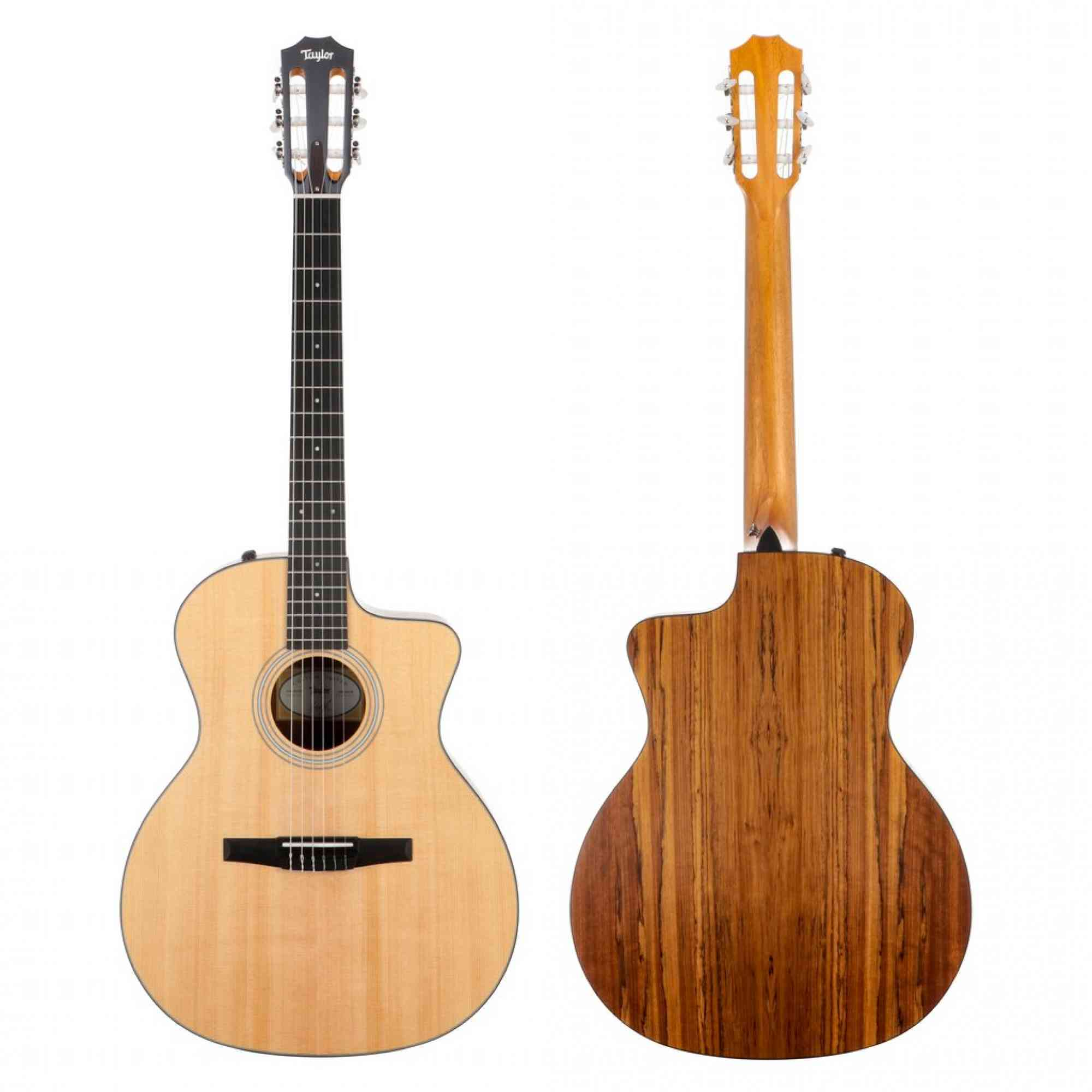 Front view of Taylor 114ce N LTD  Natural