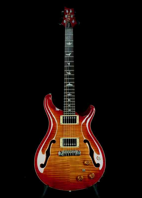 Photo of Paul Reed Smith Hollowbody II 1999 Sunburst