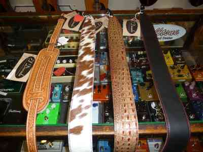 Photo of El Dorado Leather Straps- Variety