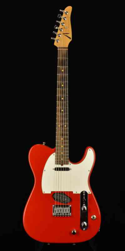 Photo of Anderson Guitarworks Hollow T Classic  Victory Red