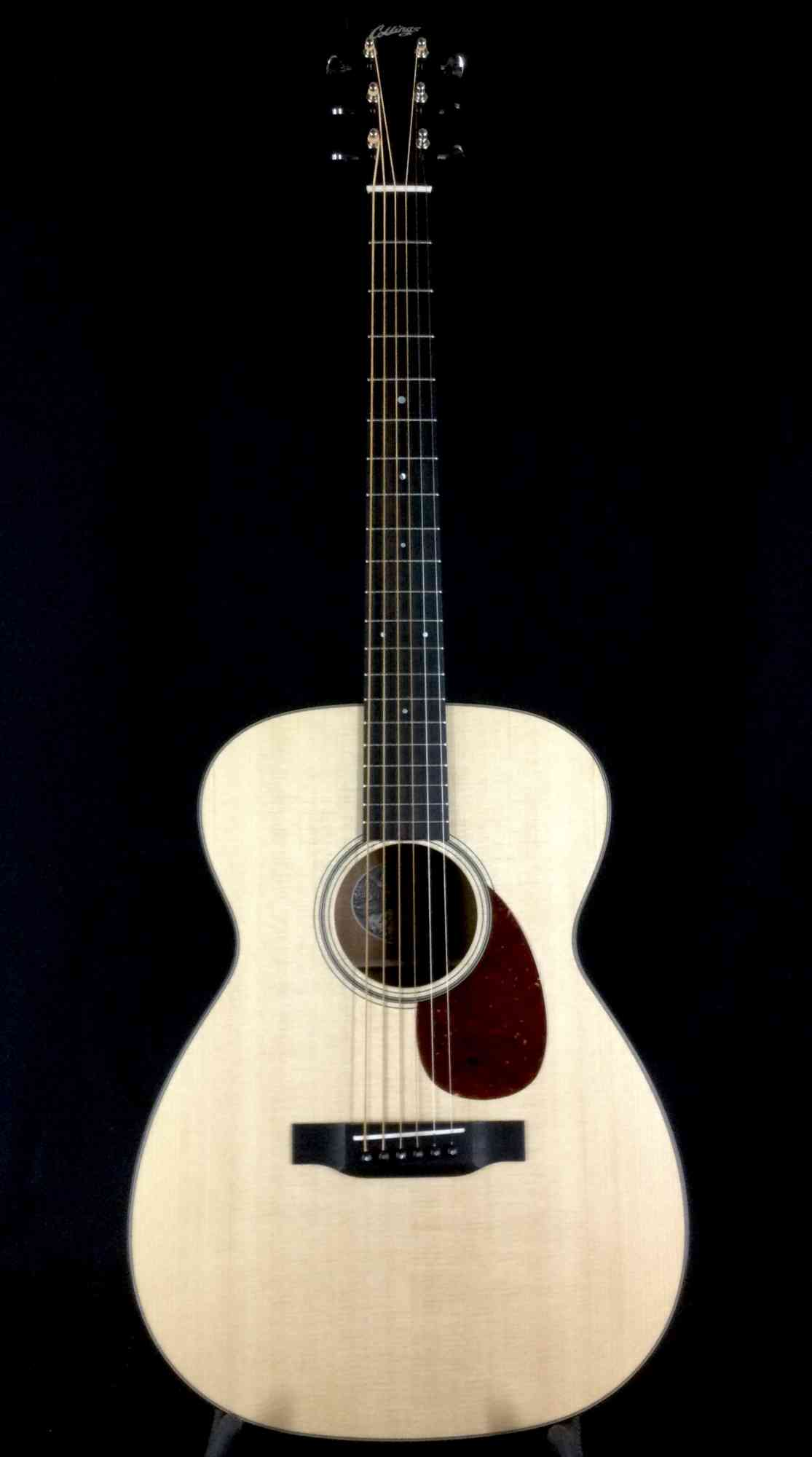Collings 001 14 Fret  . Click to enlarge
