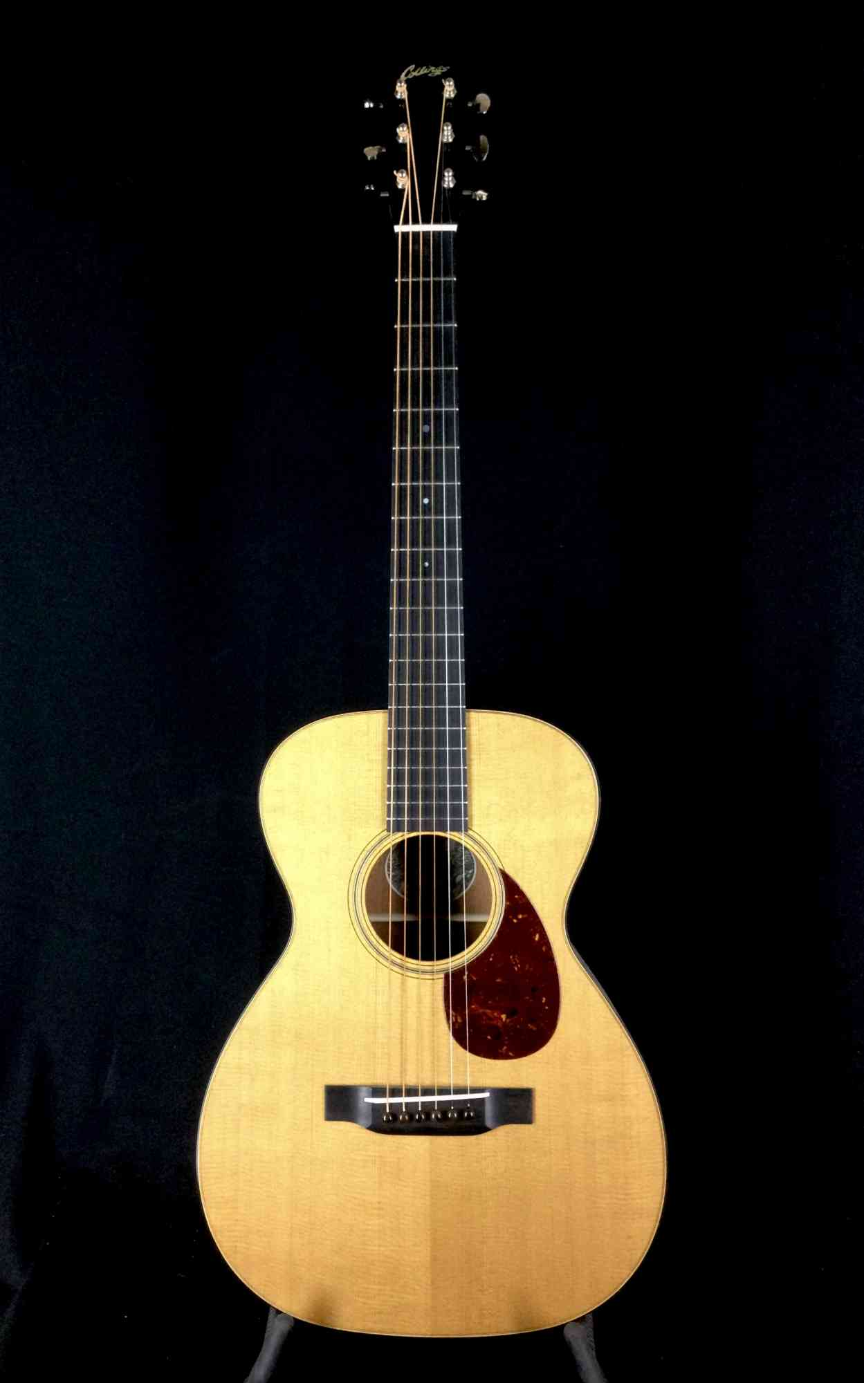 Collings 01-T  Natural. Click to enlarge