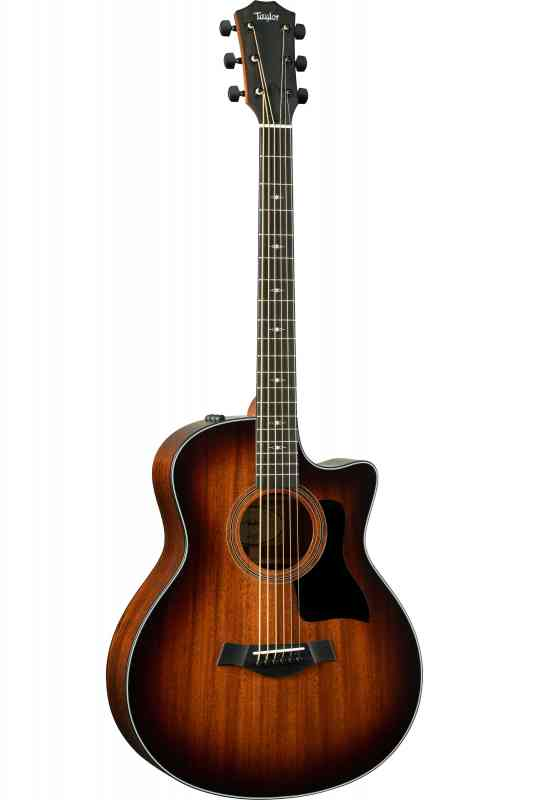 Photo of Taylor 326ce Baritone 6 LTD  Mahogany