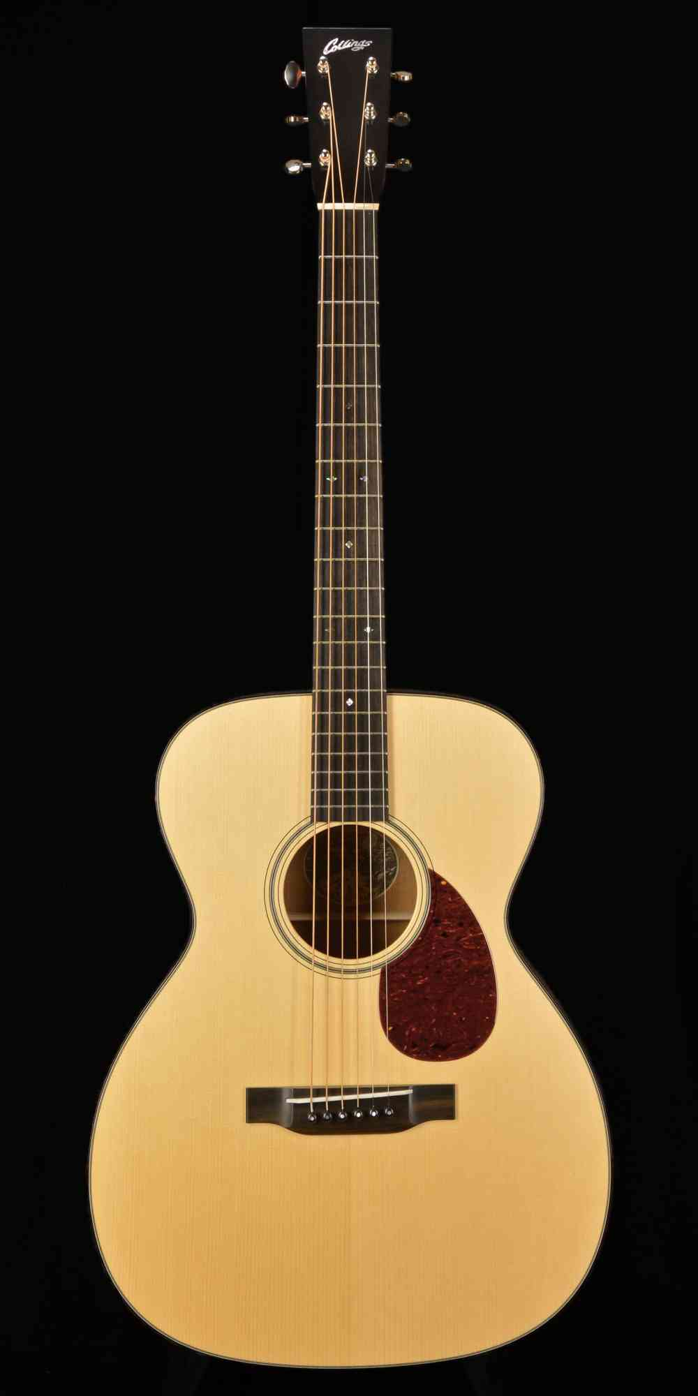 Collings OM-1A  Natural. Click to enlarge