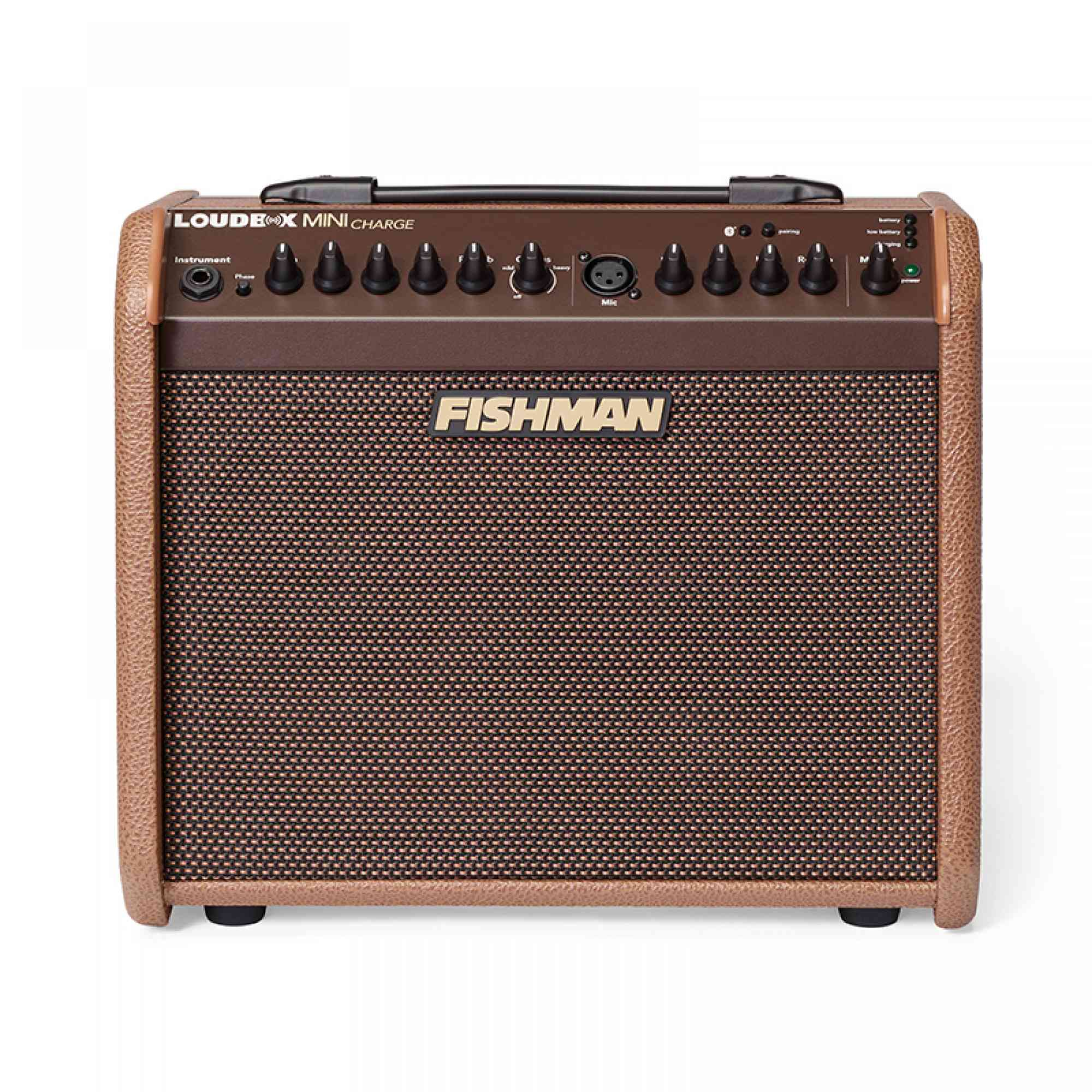 Fishman Loudbox Min Charge  . Click to enlarge