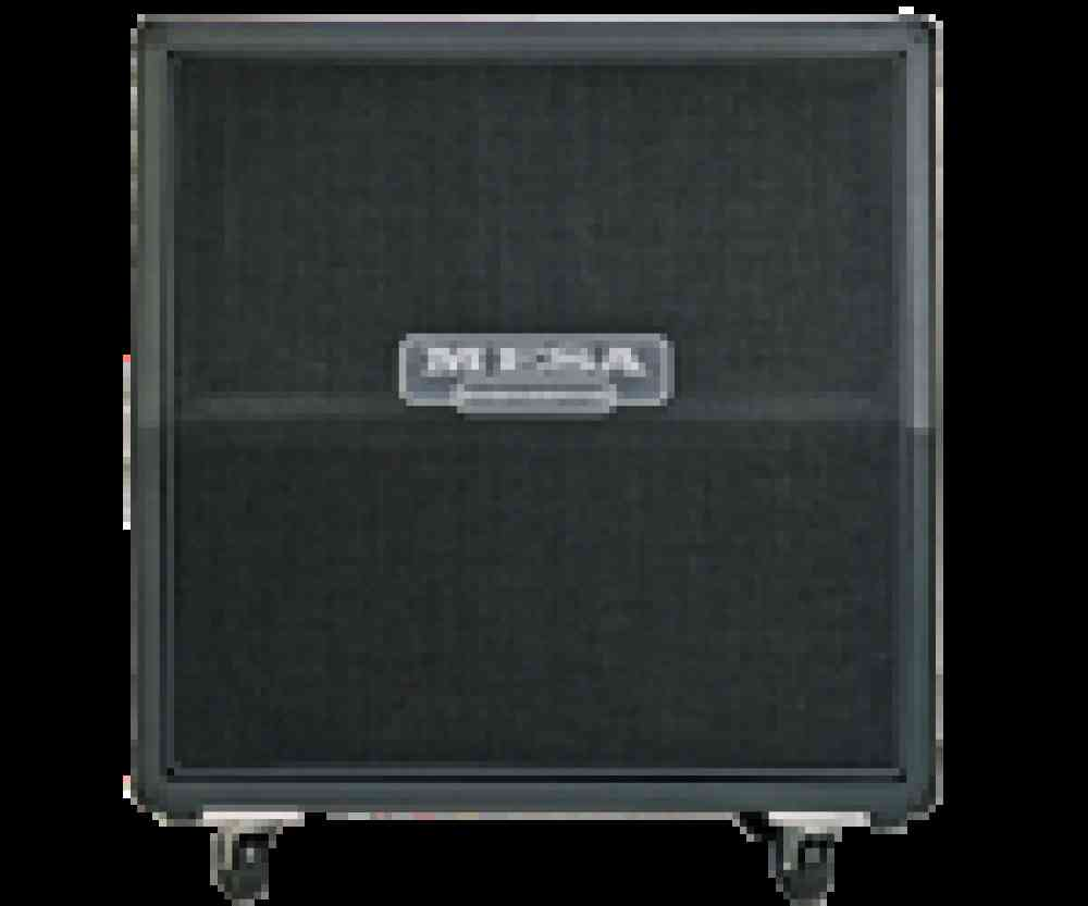 MESA 4 x 12 4FB  Black. Click to enlarge