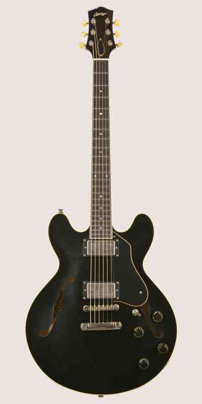 Photo of Collings I-35 LC 2019 Jet Black Aged