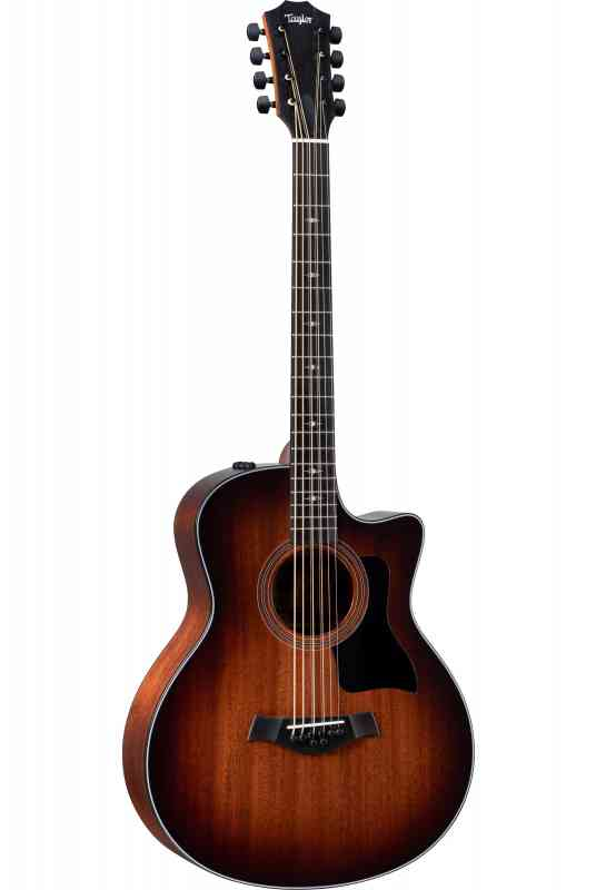 Photo of Taylor 326ce Baritone 8 LTD  Mahogany