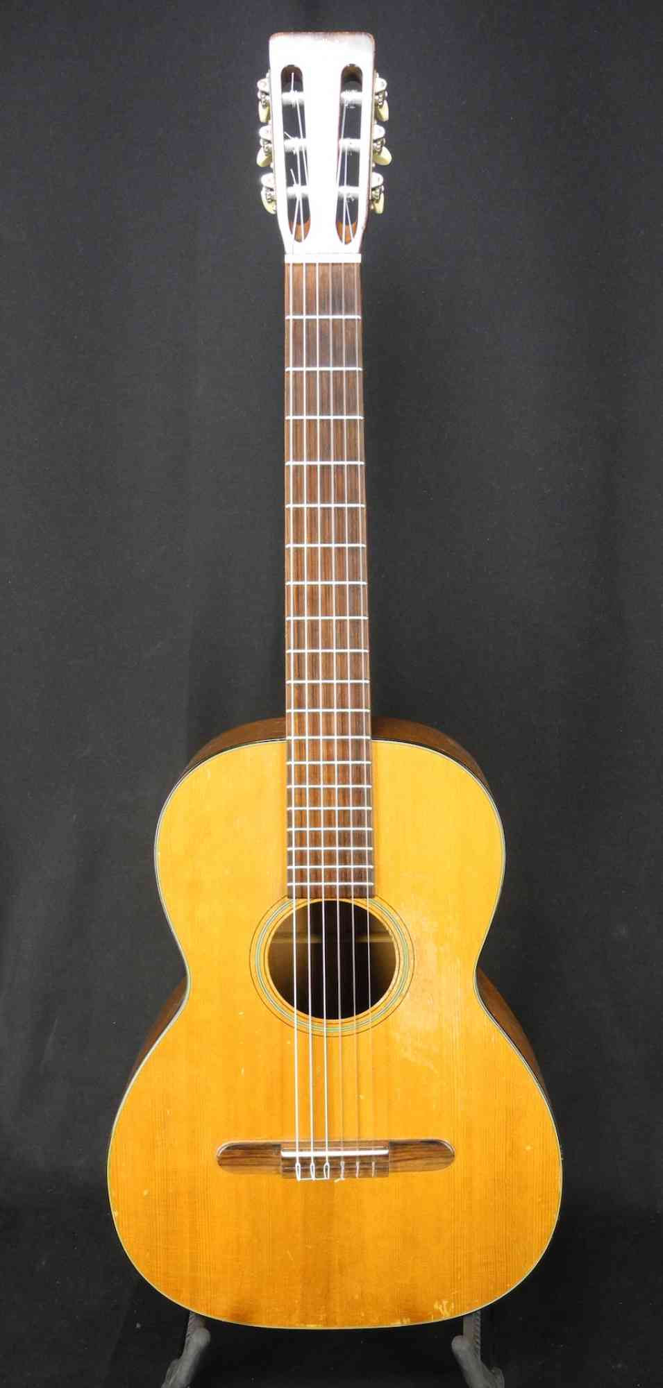 Martin 00-16C 1962 Natural. Click to enlarge