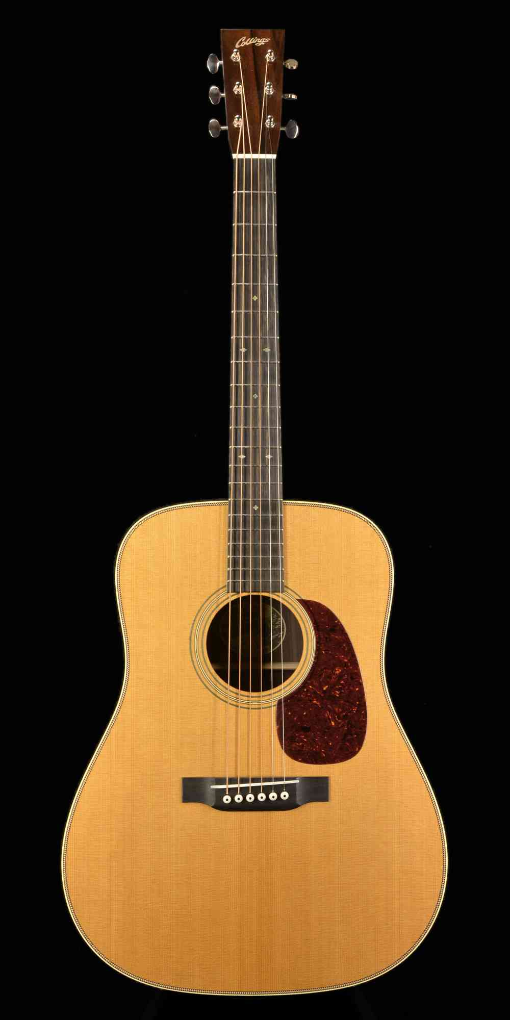 Collings D2H T 2018 Natural. Click to enlarge