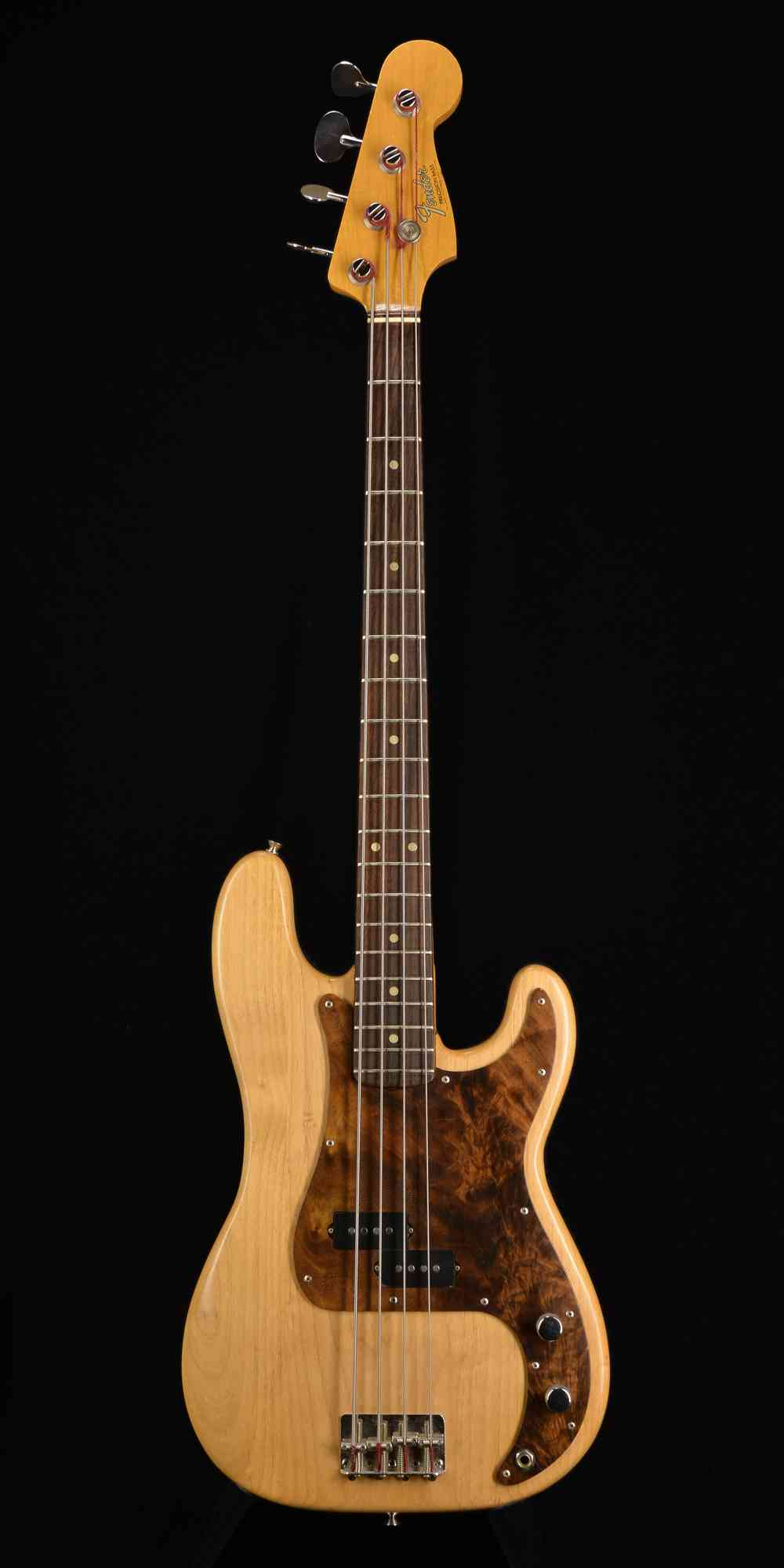 Fender Precision Bass 1968 Natural. Click to enlarge