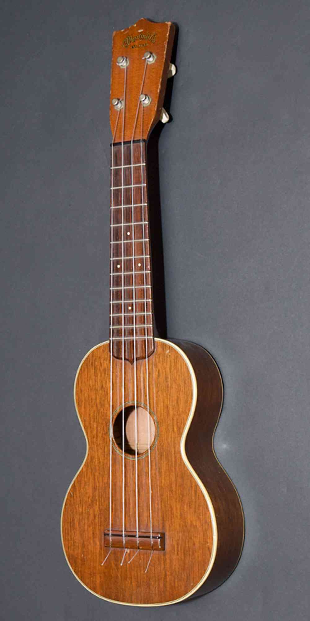 Martin Style 2 Ukulele. Click to enlarge