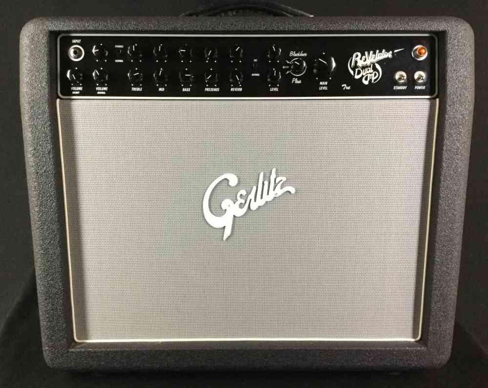 Gerlitz 1x12 Revelator Dual Amp  . Click to enlarge