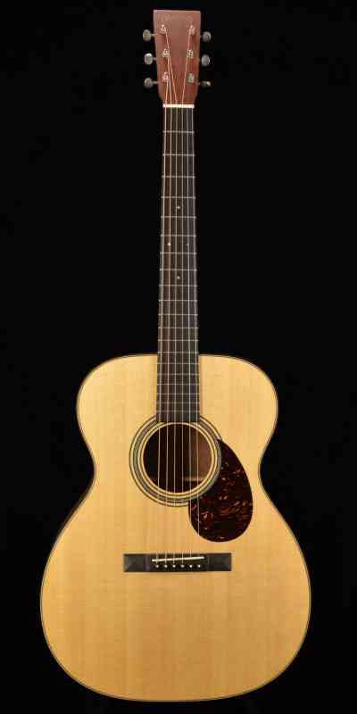 Photo of Martin OM Custom Shop 2016 Natural