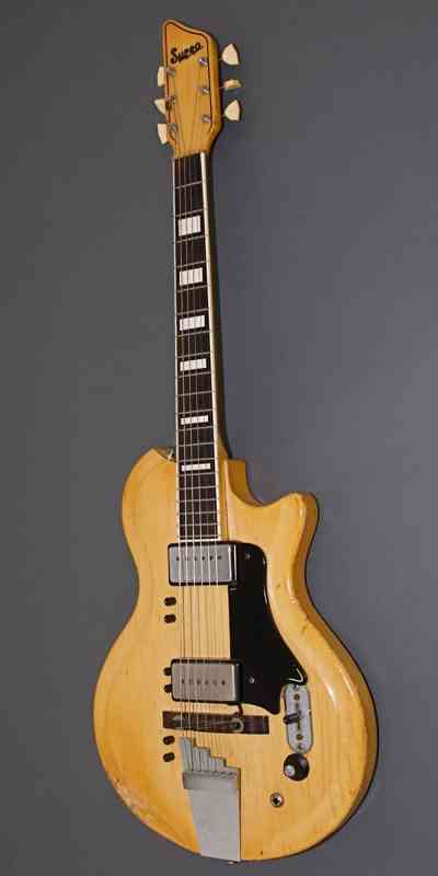 Photo of Supro Silverwood/Val-Trol circa 1960