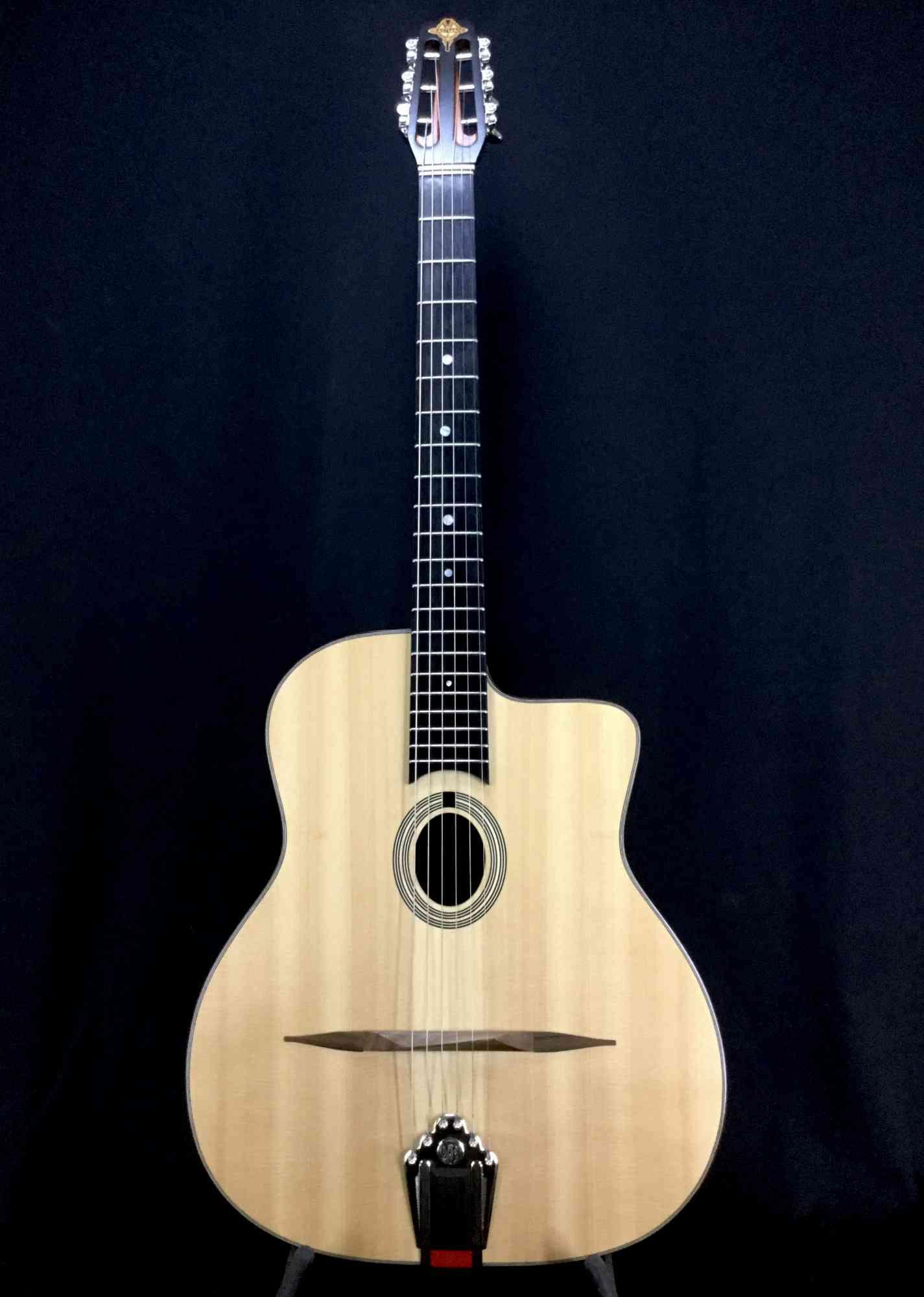 Eastman DM1 Gypsy Jazz Guitar 2020 . Click to enlarge