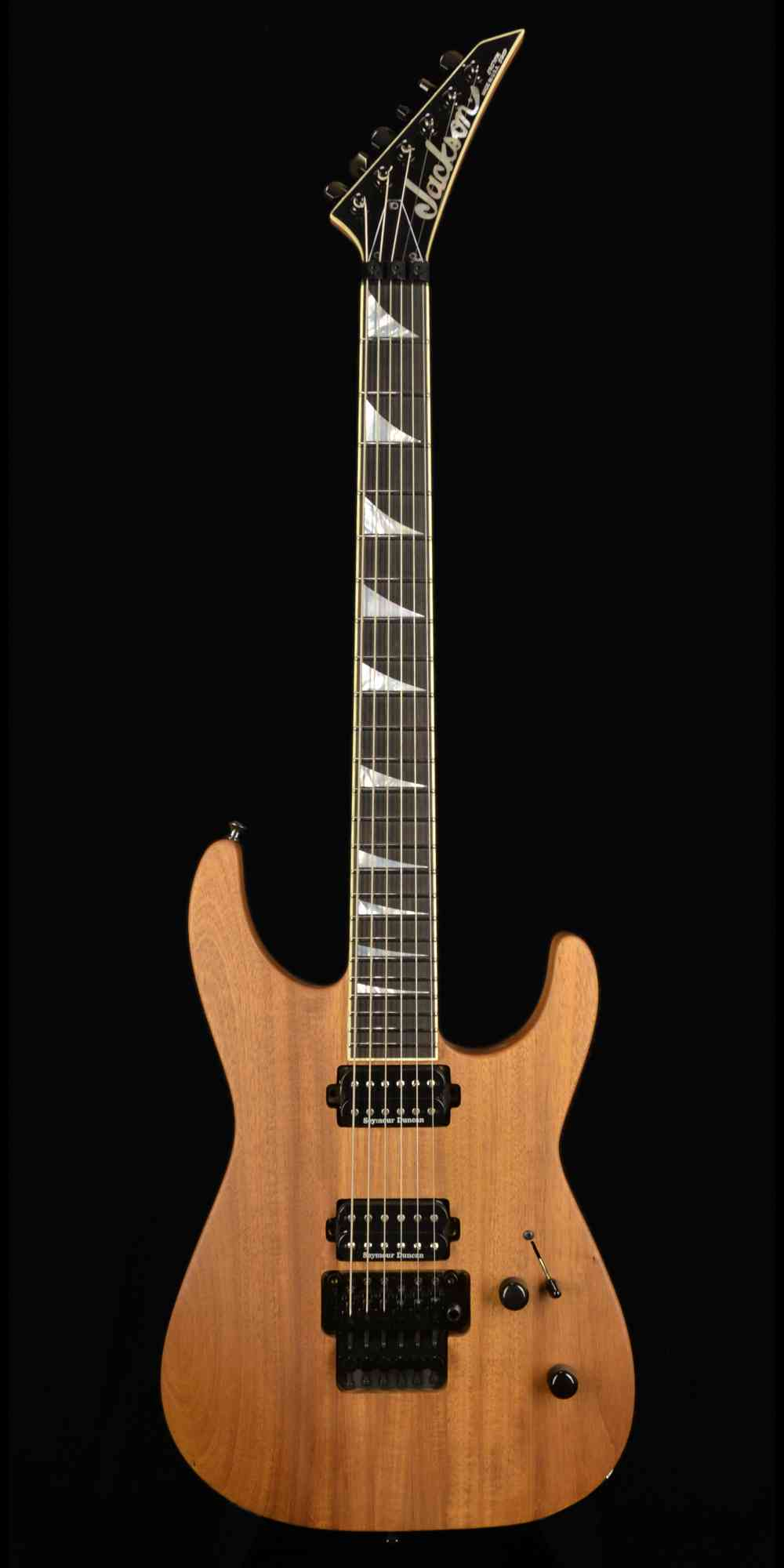 Front view of Jackson SL-2 2017 Natural
