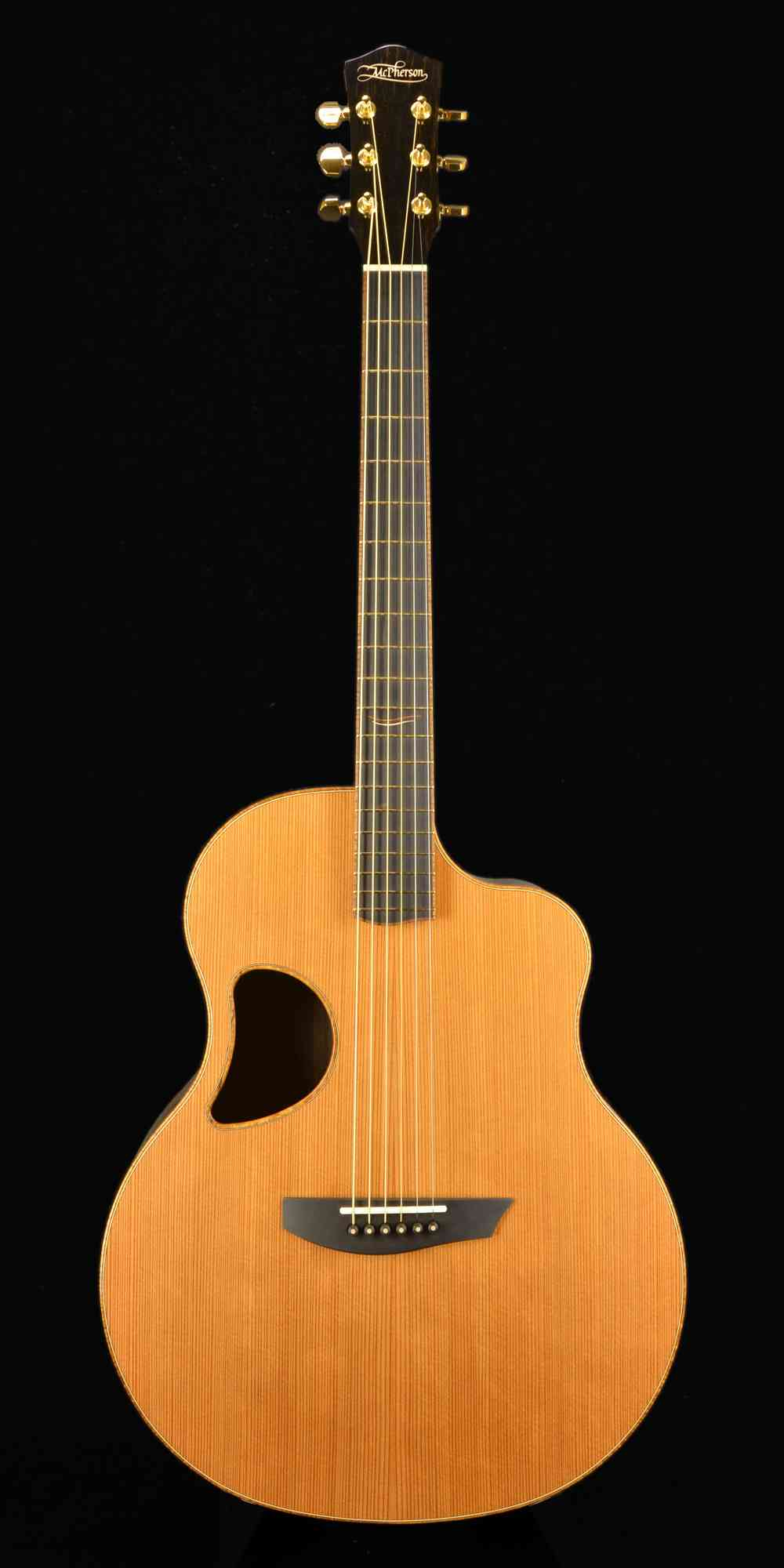 McPherson 4.5 Standard  Redwood. Click to enlarge