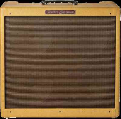 Photo of Fender Bassman Re-issue  Tweed