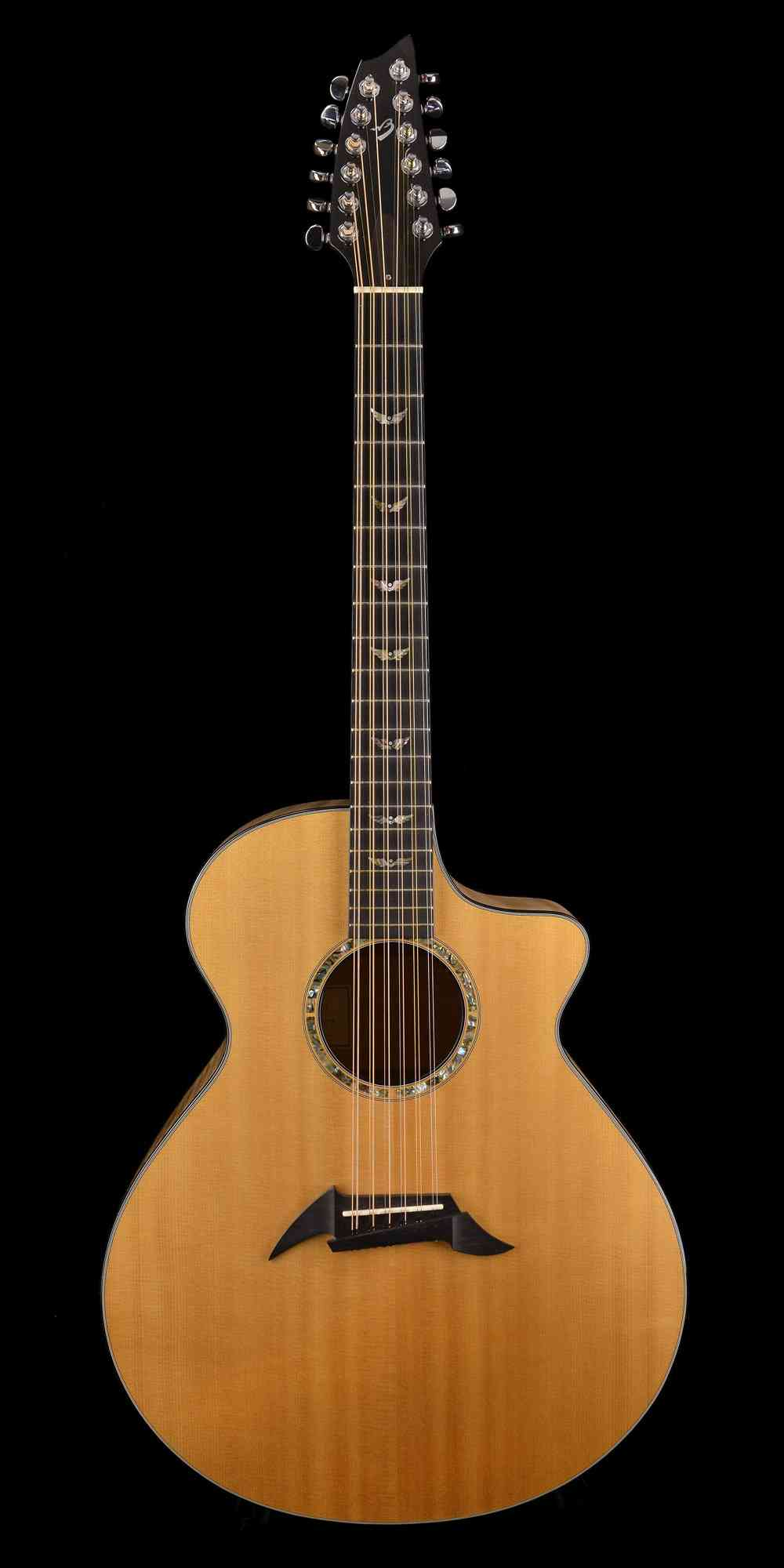 Breedlove J25/MP 2001 Natural. Click to enlarge