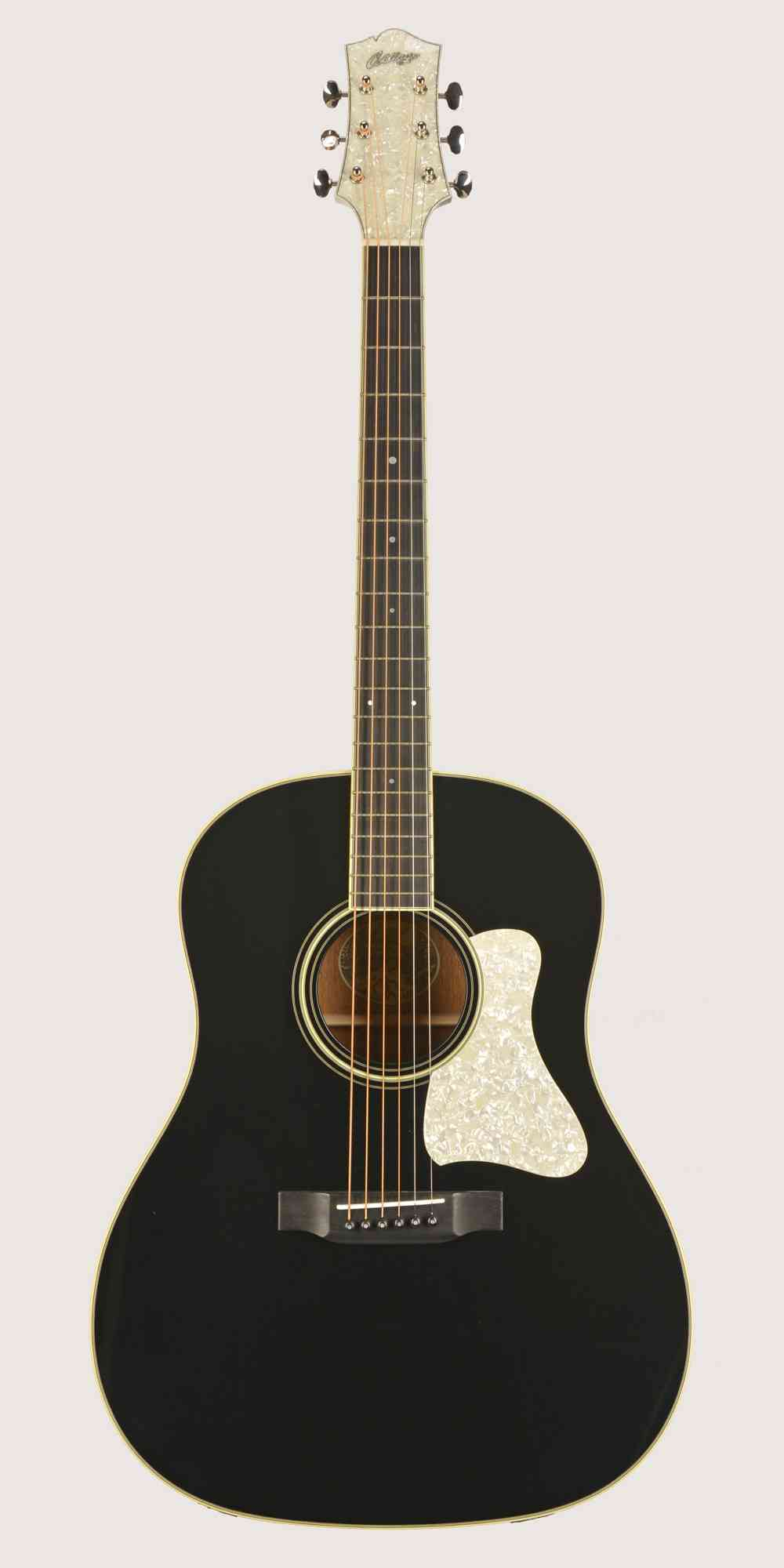 Collings CJ  Black. Click to enlarge
