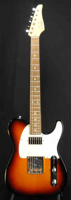 Photo of Suhr Classic T Antique Pro  Sunburst