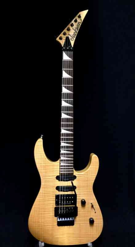 Photo of Jackson Soloist SL-3 2006 Natural